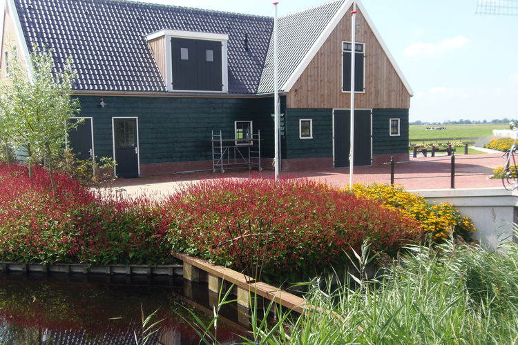 vakantiehuis Nederland, Noord-Holland, Middenbeemster vakantiehuis NL-0009-02
