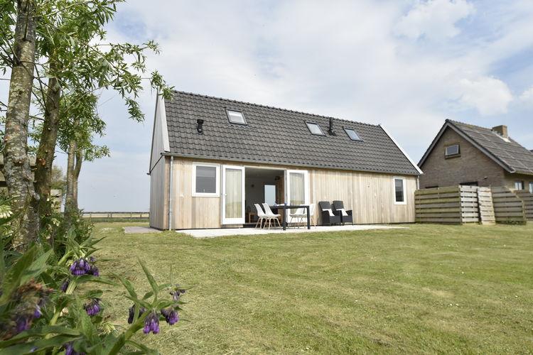 Petten Vakantiewoningen te huur Nieuw vakantiehuis bij de Hondsbossche Zeewiering en het brede strand van Petten