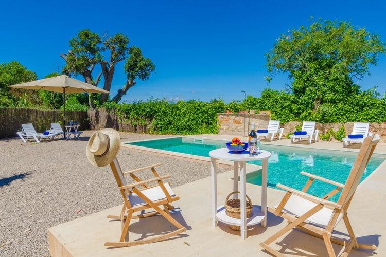 Vakantiehuizen Es-Palmer-Campos-Illes-Balears te huur Es-Palmer---Campos,-Illes-Balears- ES-00020-84 met zwembad   te huur