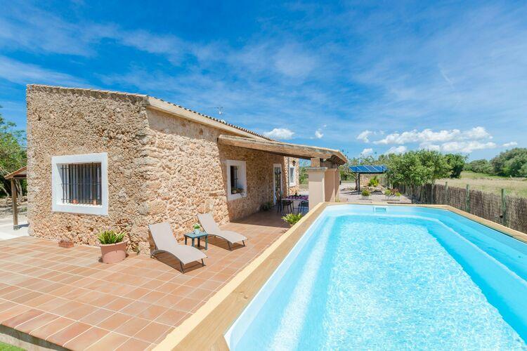 Villa met zwembad met wifi  Santa-Eugenia-Illes-BalearsSON MATET