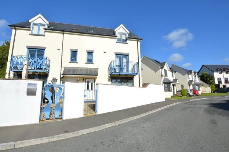 Vakantiehuizen Grootbrittannie | Zuid-Wales | Vakantiehuis te huur in Pembroke   met wifi 6 personen