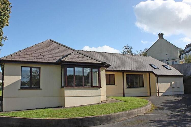 Vakantiehuizen Grootbrittannie | Zuid-Wales | Vakantiehuis te huur in Saundersfoot   met wifi 11 personen