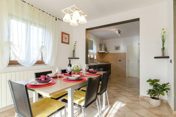 Villa Kroatië, Istrie, Rovinjsko Selo Villa HR-52210-39