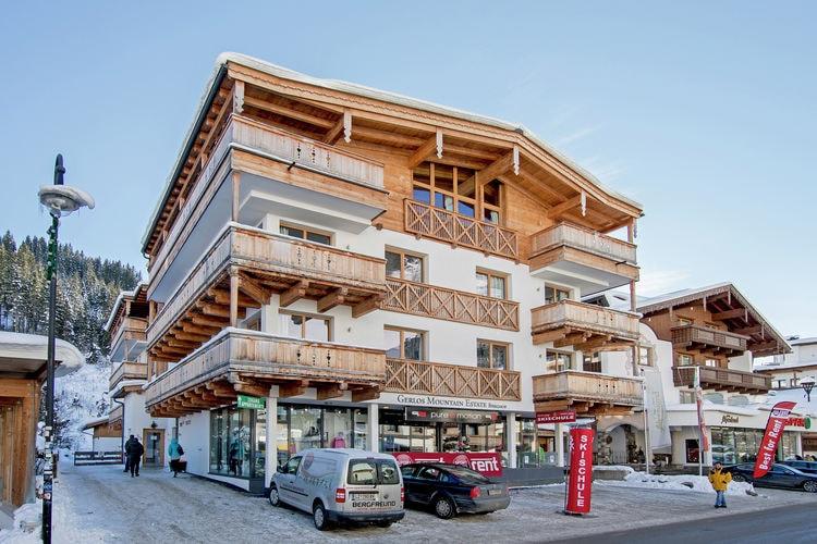 Vakantiehuizen Oostenrijk   Tirol   Appartement te huur in Gerlos   met wifi 8 personen