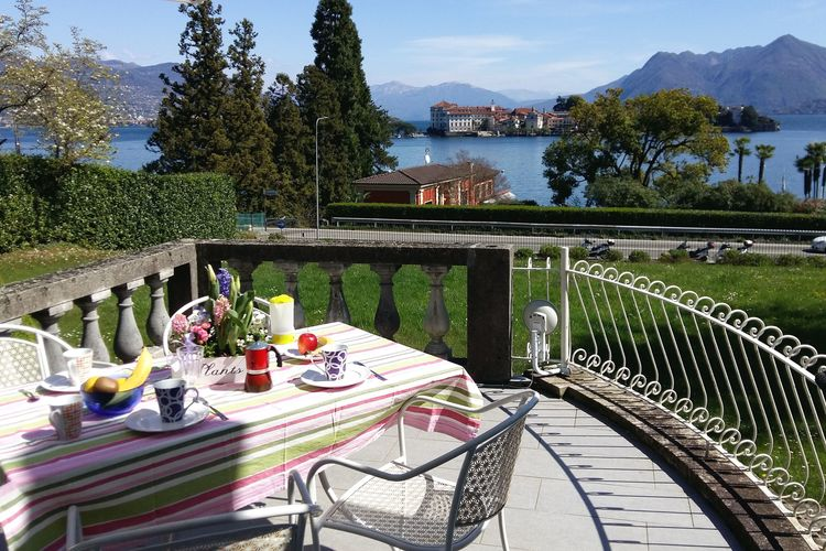 Appartement  met wifi  Stresa  Isola Bella