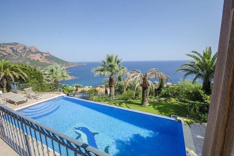 Villa Frankrijk, Provence-alpes cote d azur, Saint-Raphaël Villa FR-00010-63