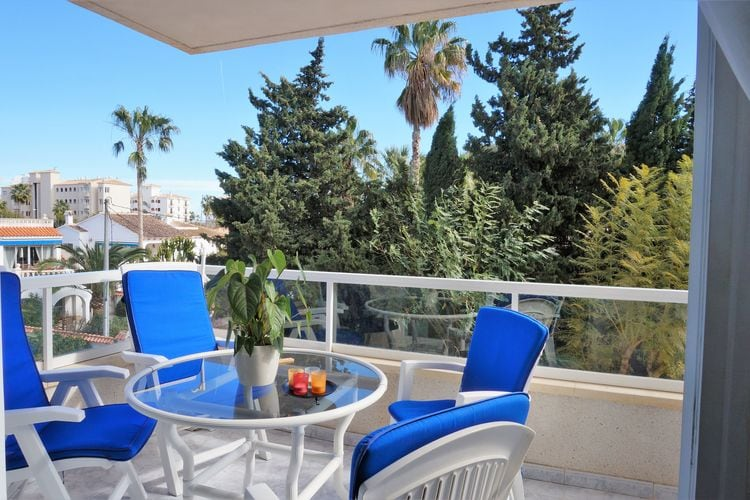 Appartement met zwembad met wifi  Costa BlancaAppartement Murcia