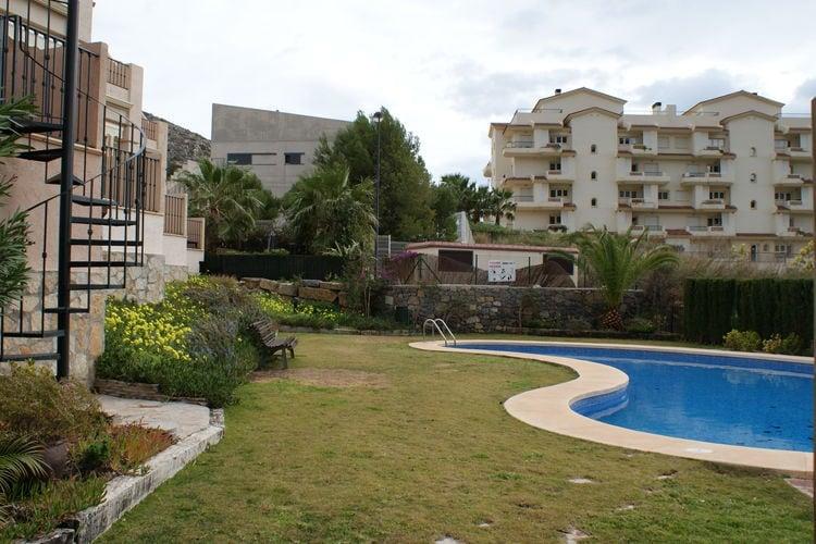 Appartement met zwembad met wifi  Costa BlancaGirasol