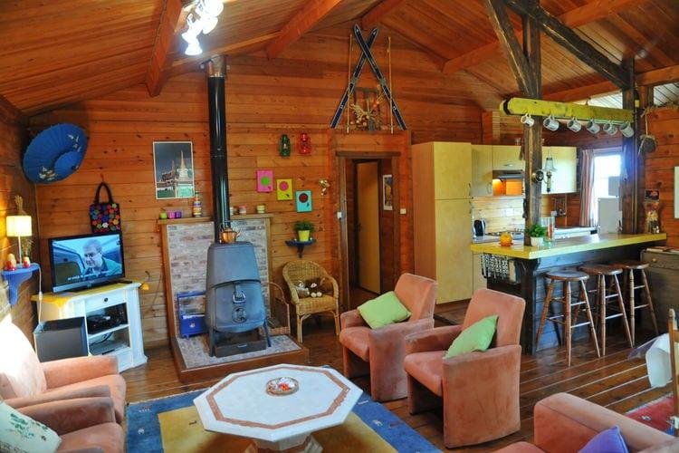 vakantiehuis België, Luxemburg, Septon vakantiehuis BE-6940-224
