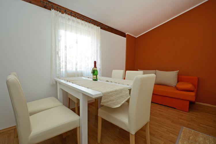 Appartement Kroatië, Istrie, Cancini Appartement HR-52440-205