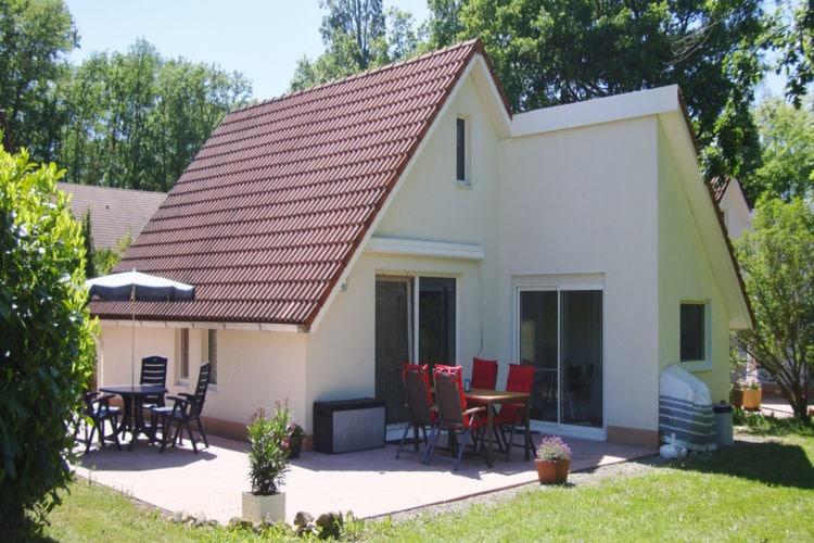 Frankrijk | Midi-Pyrenees | Vakantiehuis te huur in Daumazan-sur-Arize met zwembad  met wifi 4 personen