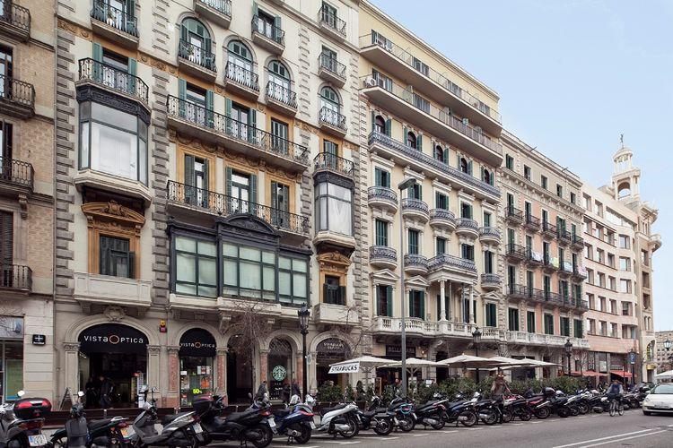 Vakantiewoning Spanje, Costa de Barcelona, Barcelona Villa ES-08007-08