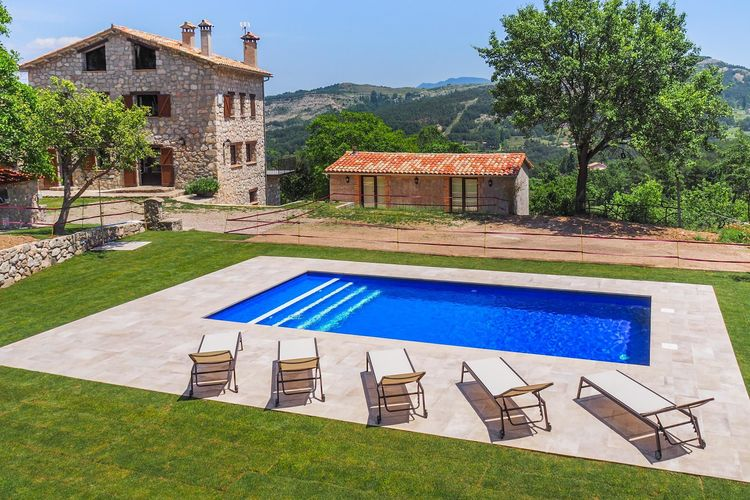 vakantiehuis Spanje, Catalunia, Vallcebre vakantiehuis ES-00021-34