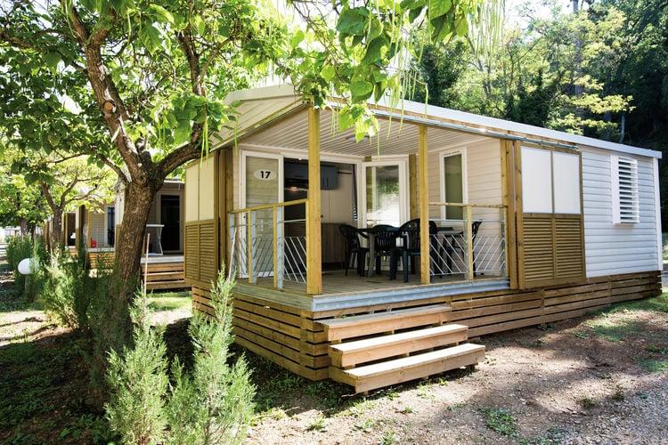 Sta caravans Provence-Alpes Cote d Azur te huur Gréoux-Les-Bains- FR-04800-07   met wifi te huur