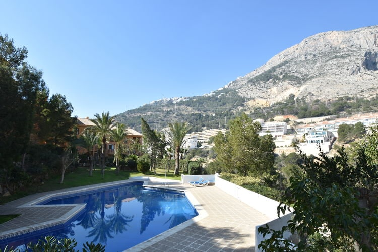 Appartement Spanje, Costa Blanca, Altea Appartement ES-00021-44