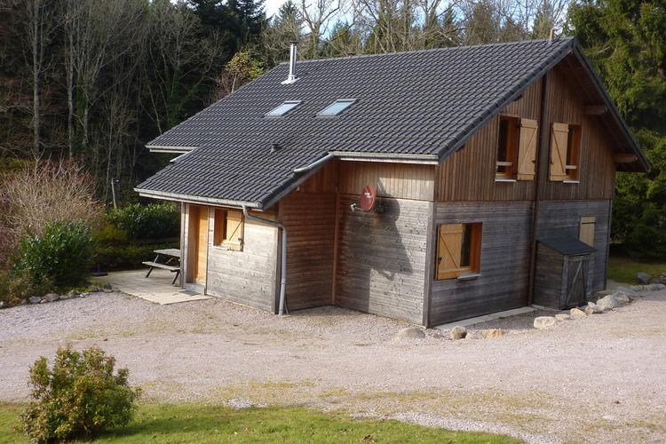 Vakantiehuizen Frankrijk | Vogezen | Chalet te huur in Liezey   met wifi 6 personen