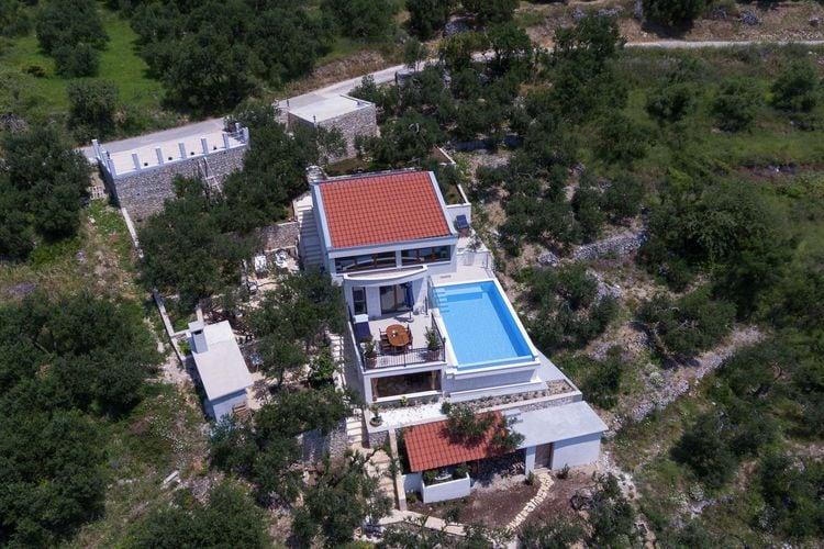 Villa Kroatië, Dalmatie, Makarska Villa HR-00004-08
