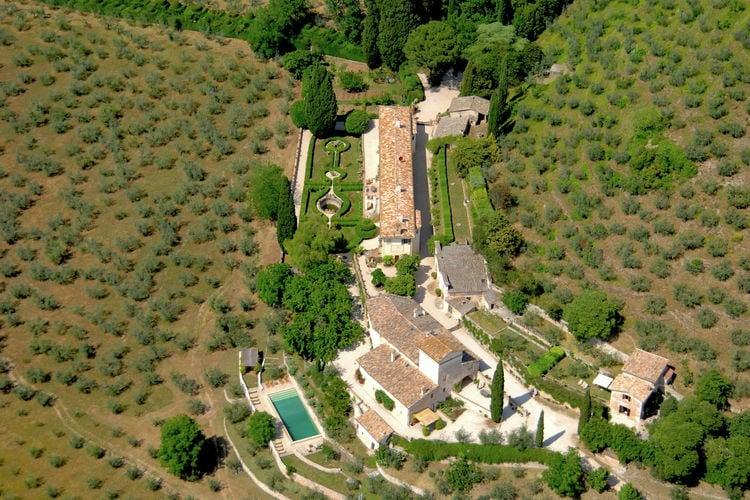 Woning Italie | Umbrie | Vakantiehuis te huur in Spoleto met zwembad  met wifi 6 personen