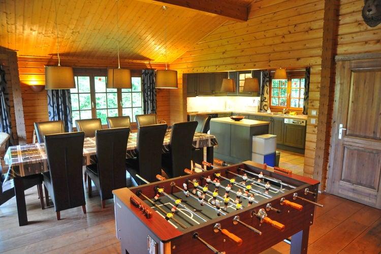 vakantiehuis België, Luxemburg, Barvaux vakantiehuis BE-6940-228
