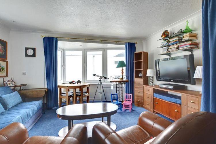 Appartement  met wifi  Rottingdean  Compact appartement, direct gelegen aan de kust en het centrum op loopafstand