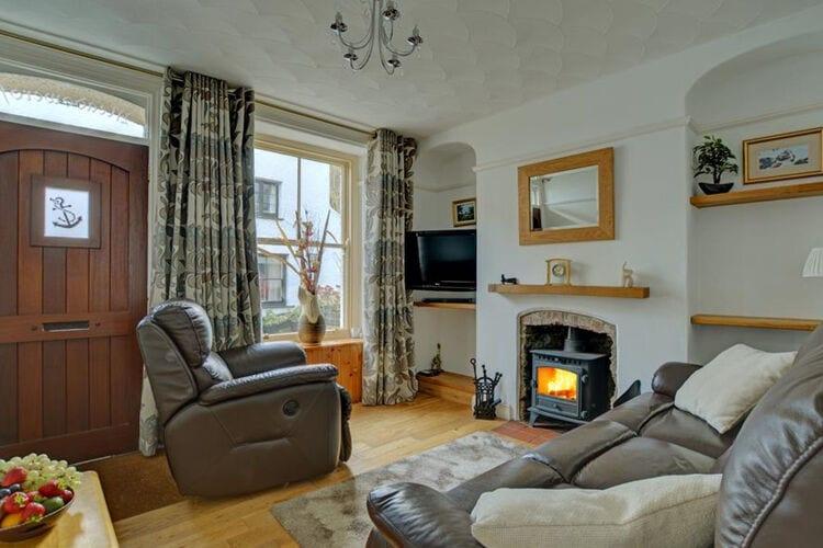 Vakantiehuizen Grootbrittannie | Devon | Vakantiehuis te huur in Looe   met wifi 4 personen