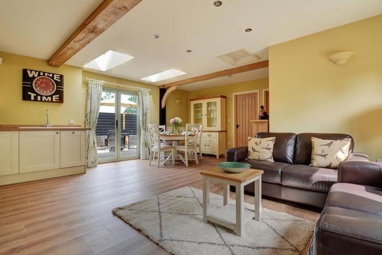 Reepham Vakantiewoningen te huur Gelijkvloerse woning, prachtig en rustig gelegen in het hart van Norfolk