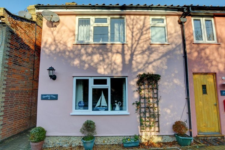 Vakantiehuizen Grootbrittannie | Anglia | Vakantiehuis te huur in Middleton   met wifi 4 personen