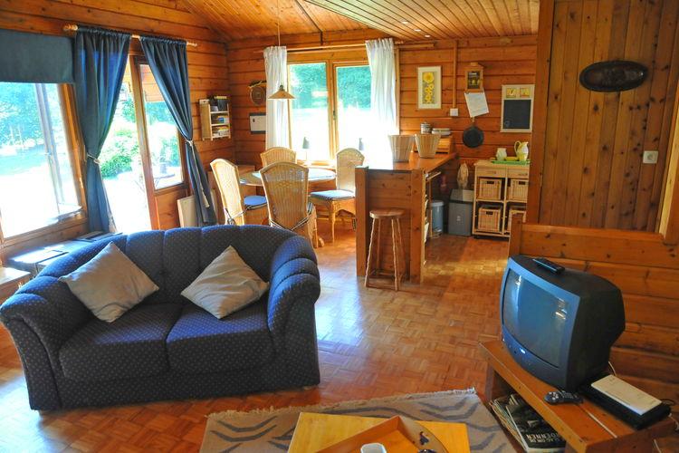 vakantiehuis België, Luxemburg, Septon vakantiehuis BE-6941-105