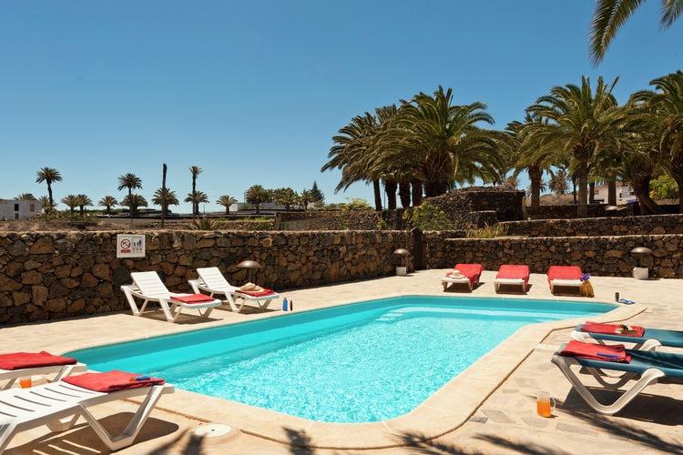 Villa Spanje, lnzt, Haría, Lanzarote Villa ES-35520-05