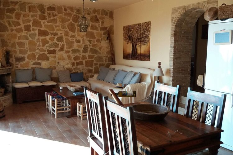 Holiday house Evia Fox House (2084644), Nerotrivia, , Euboea, Greece, picture 17