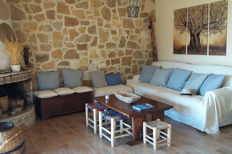 Holiday house Evia Fox House (2084644), Nerotrivia, , Euboea, Greece, picture 13