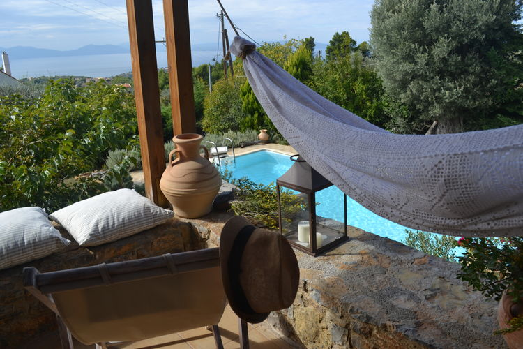 Holiday house Evia Fox House (2084644), Nerotrivia, , Euboea, Greece, picture 37