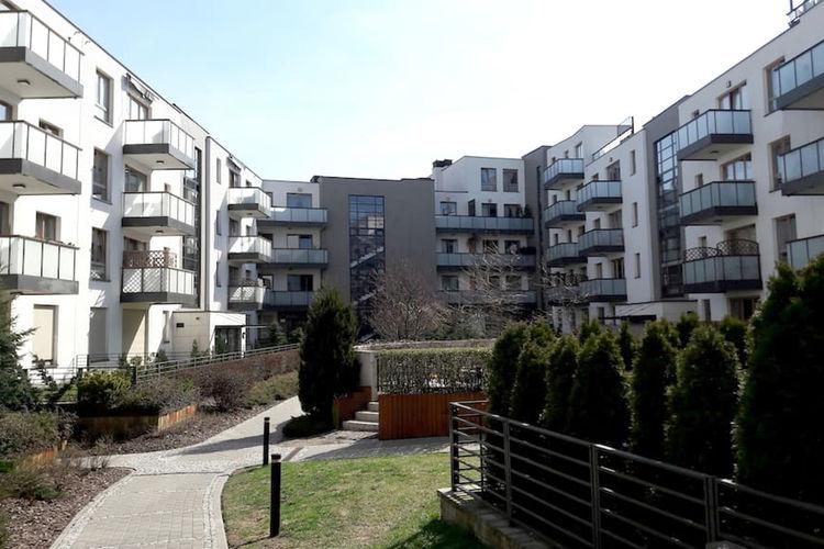 Polen | Mas | Appartement te huur in Warszawa   met wifi 4 personen