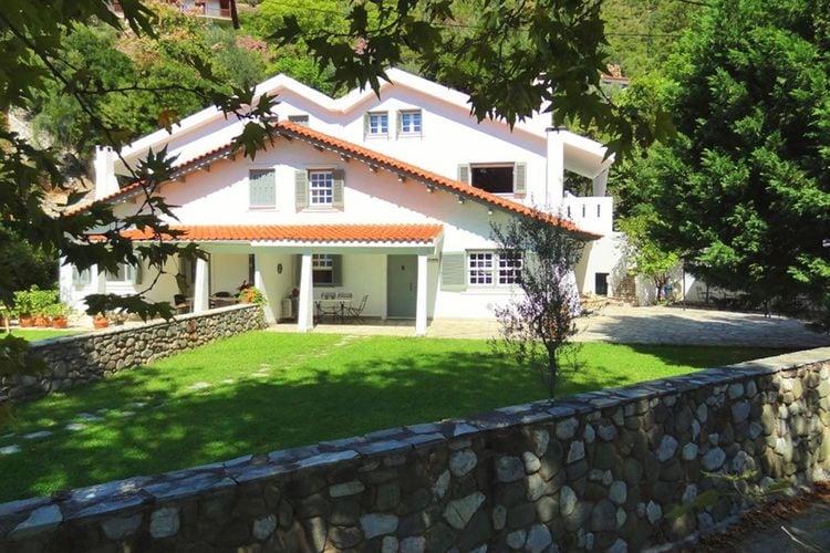 Vakantiehuizen Griekenland | Centraal-Griekenland | Villa te huur in Skaloma   met wifi 8 personen