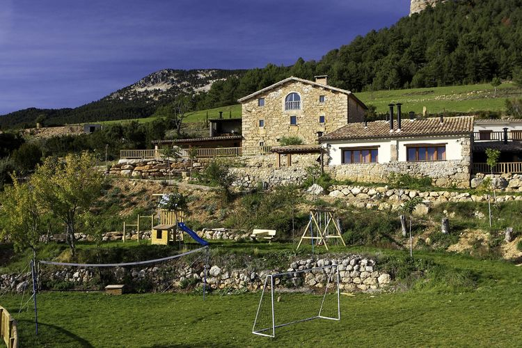 Mansion Catalonia Inland Pyrenees