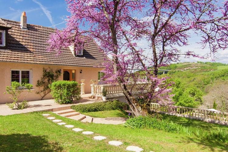 Frankrijk | Dordogne | Villa te huur in Beauregard-de-Terrasson met zwembad  met wifi 8 personen