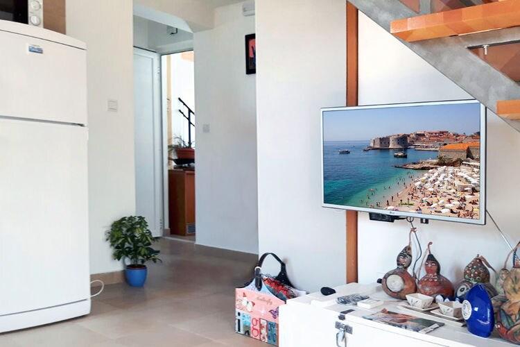 Appartement Kroatië, Dalmatie, Dubrovnik Appartement HR-20000-70