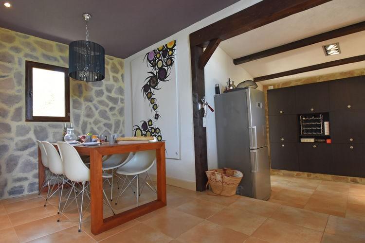 Villa Frankrijk, Languedoc-roussillon, Belvézet Villa FR-00011-62