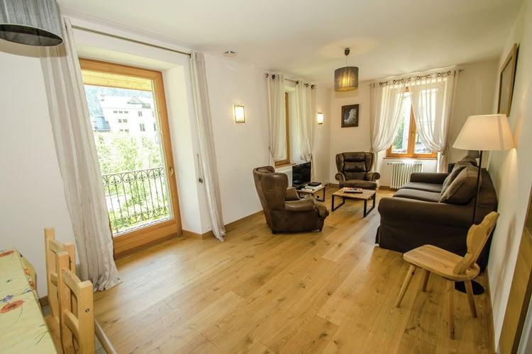 Appartement  met wifi  Chamonix-Mont-Blanc  Appartement op de 1e verdieping van een residentie in het hart van Chamonix