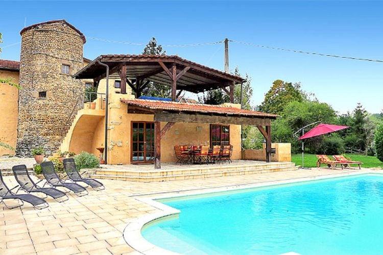 Vakantiehuis met zwembad met wifi  Miribel  Villa - Miribel