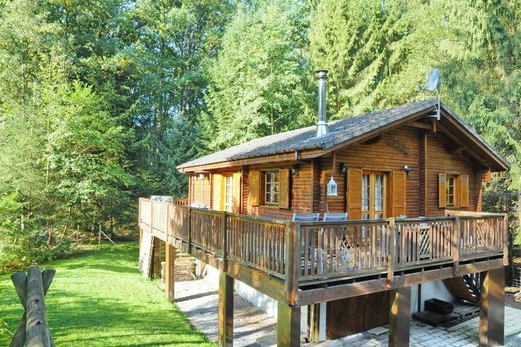 Vakantiehuis  met wifi  Biron  Chalet Mady