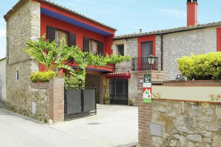 Vakantiehuis met zwembad met wifi  Costa BravaCan Carreras
