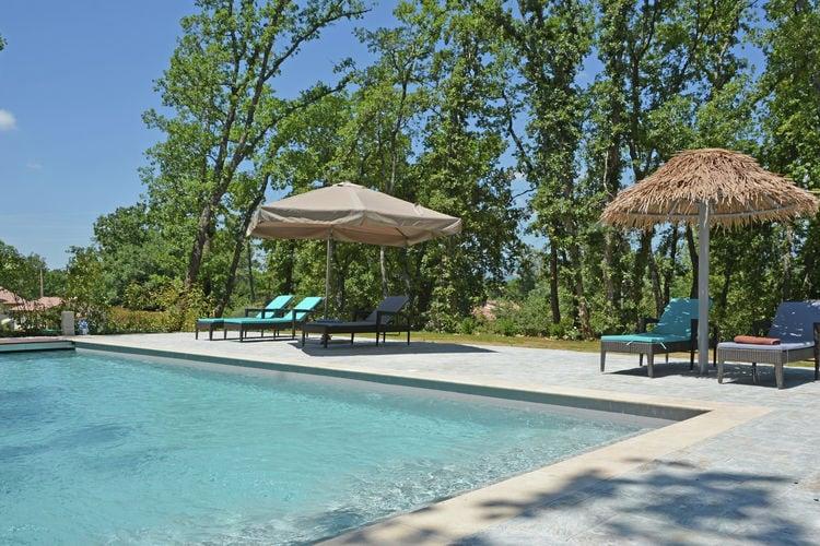 Vakantiehuizen Frankrijk | Provence-alpes-cote-d-azur | Villa te huur in Montauroux met zwembad  met wifi 4 personen