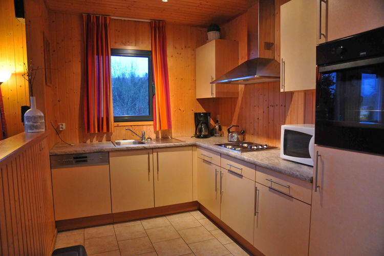 vakantiehuis België, Luxemburg, Houffalize vakantiehuis BE-6660-63