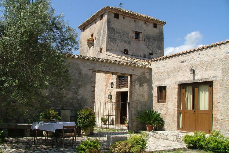 vakantiehuis Italië, Basilicata, Guardavalle vakantiehuis IT-88065-01