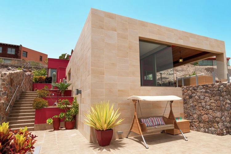 Villa Spanje, grca, San Bartolomé de Tirajana, Maspalomas, Gran Canaria Villa ES-35100-19