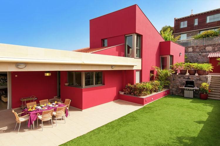 Vakantiehuizen Spanje | Grca | Villa te huur in San-Bartolome-de-Tirajana-Maspalomas-Gran-Canaria met zwembad  met wifi 6 personen