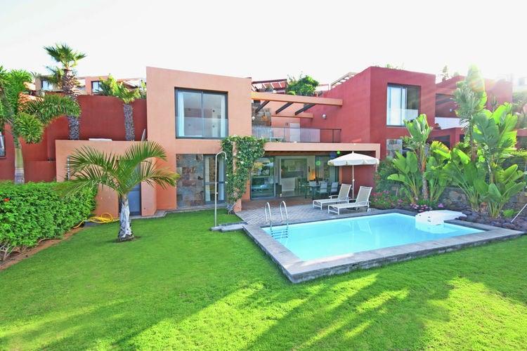 Villa Spanje, grca, San Bartolomé de Tirajana, Gran Canaria Villa ES-35100-21