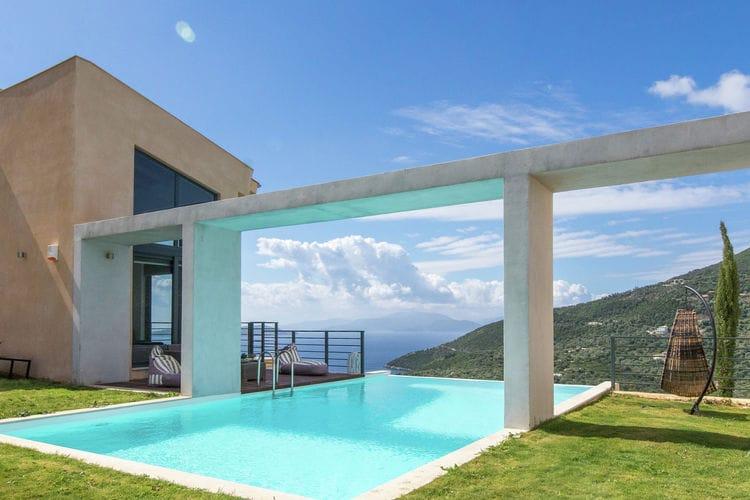 Villa griekenland, Lefkas, Sivota Villa GR-31082-11