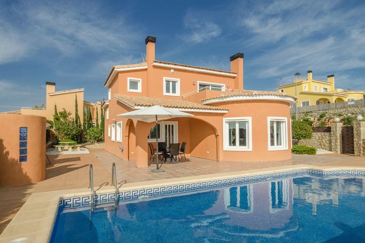 Villa Spanje, Costa Blanca, Gata de Gorgos Villa ES-00022-32